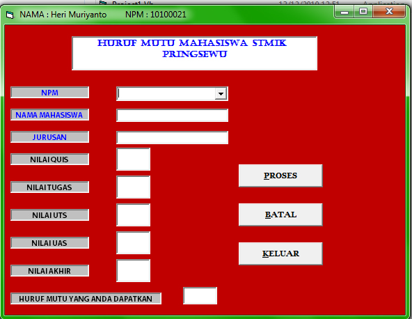 Cara Membuat Program Database Penjualan Excel 2010 Ralphlittleton S Blog